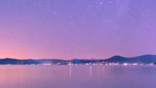 Magnifique Timelapse du Lake Tahoe
