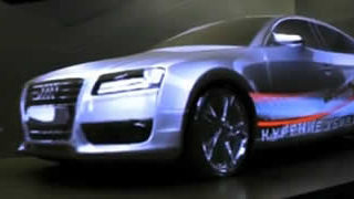 Mapping Marlboro sur Audi
