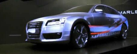 Mapping Marlboro sur Audi 12