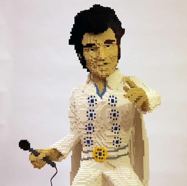 14 Personnages célèbres en Lego 7