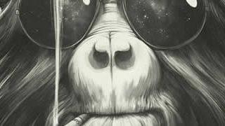 Les magnifiques illustrations de Lukas-Brezak - Chats & Singes 1