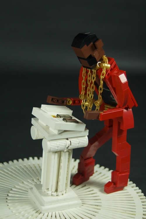 14 Personnages célèbres en Lego 13