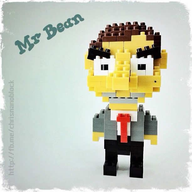 14 Personnages célèbres en Lego 11
