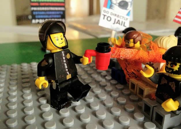 14 Personnages célèbres en Lego 5