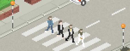 PixelArt sur les Beatles 10