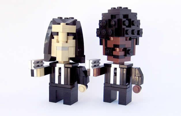 14 Personnages célèbres en Lego 10