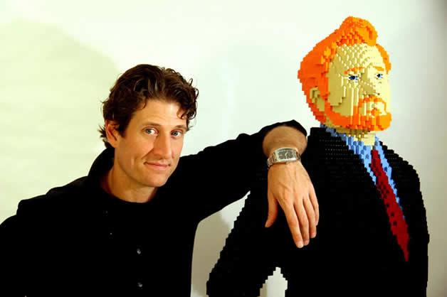 14 Personnages célèbres en Lego 4
