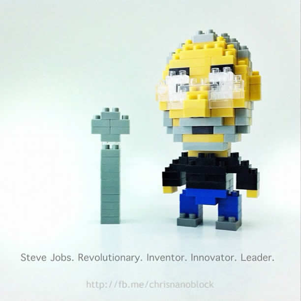 14 Personnages célèbres en Lego 9