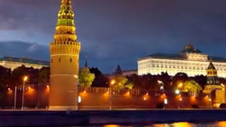 Timelapse Moscou 2011
