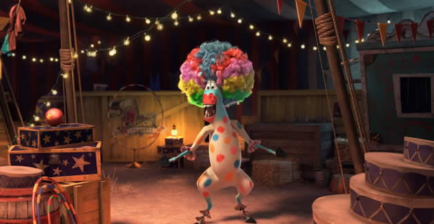Le 1er Trailer Madagascar 3 2