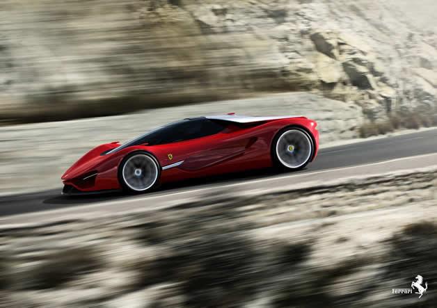 Ferrari Xezri 4