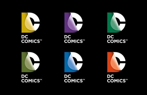 Nouveau Logo 2012 DC Comics et DC Entertainment 4