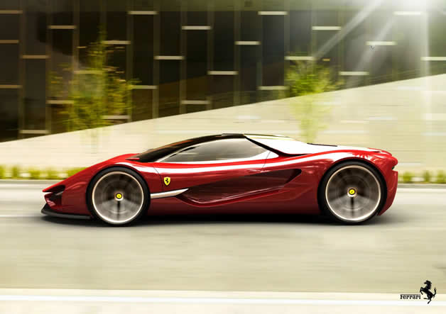 Ferrari Xezri 7