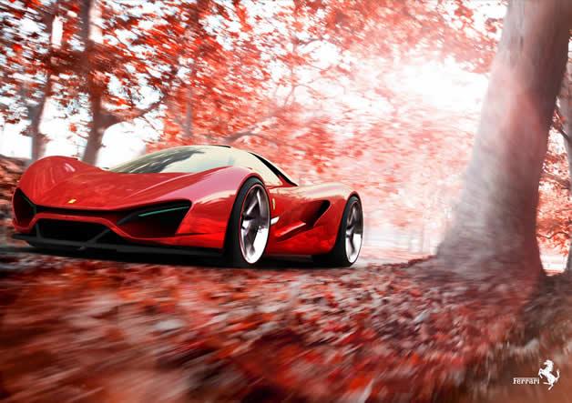 Ferrari Xezri 8