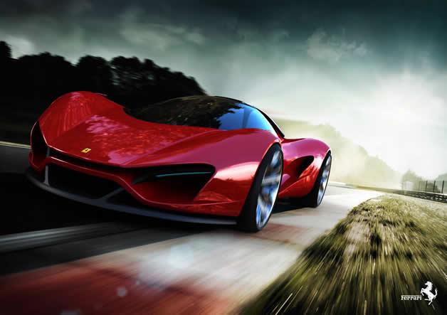 Ferrari Xezri 9