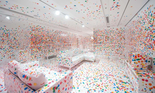 The obliteration room - 1 million de stickers 9