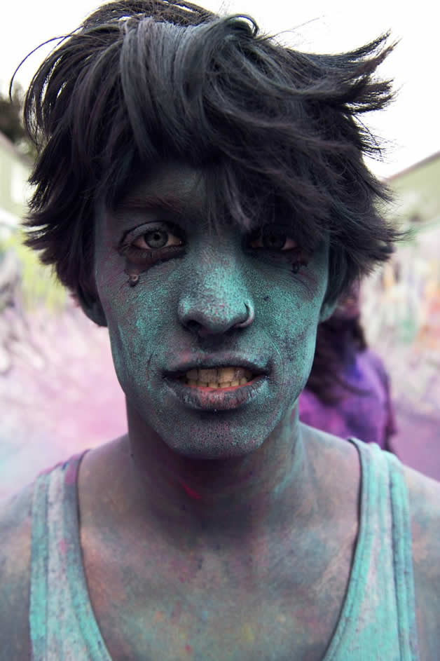 Topheadz War à Berlin - La guerre en couleurs et en skateboard 9