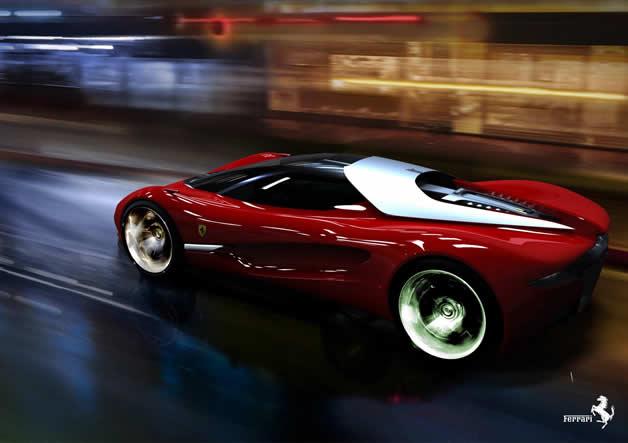 Ferrari Xezri 10