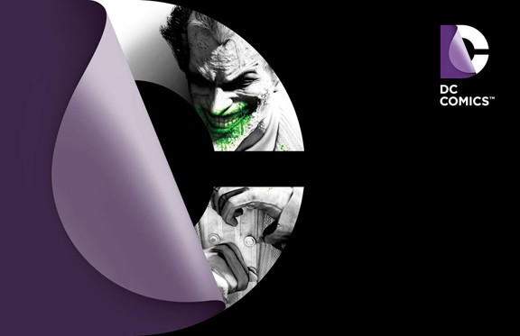Nouveau Logo 2012 DC Comics et DC Entertainment 11