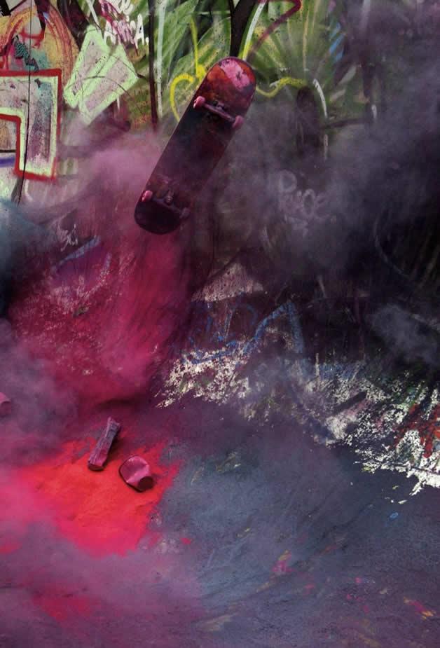 Topheadz War à Berlin - La guerre en couleurs et en skateboard 11