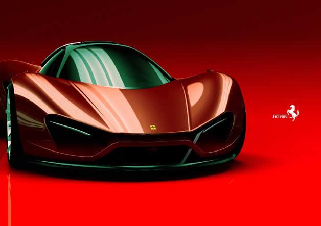 Ferrari Xezri 12