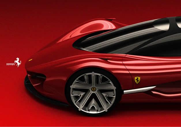 Ferrari Xezri 13