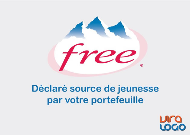 Détournements de 12 Logos suite à la sortie de #FreeMobile 13