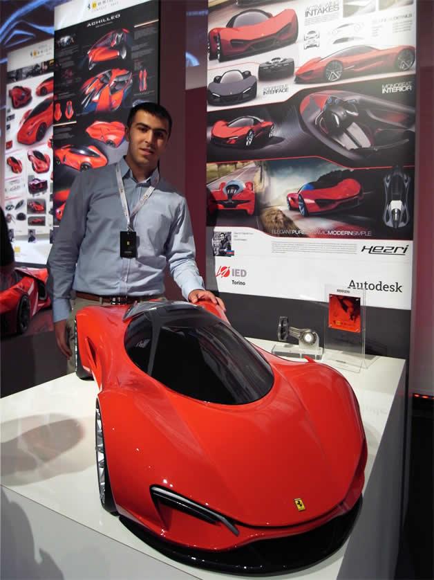 Ferrari Xezri 20