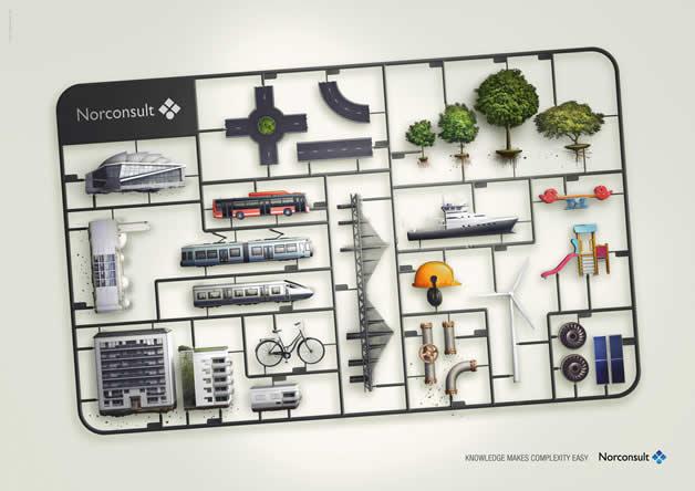 65 publicités Design et Créatives de Janvier 2012 31