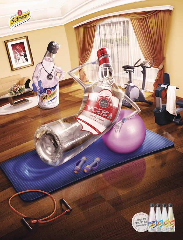 65 publicités Design et Créatives de Janvier 2012 53