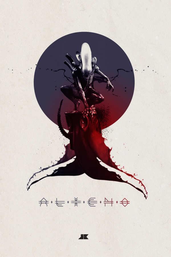 Posters Heroes et Méchants 2