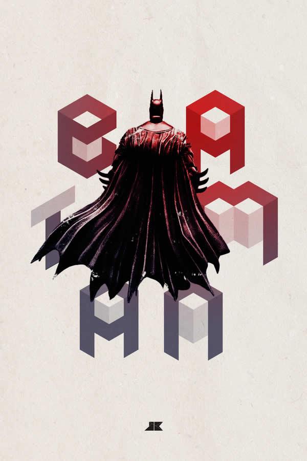 Posters Heroes et Méchants 3