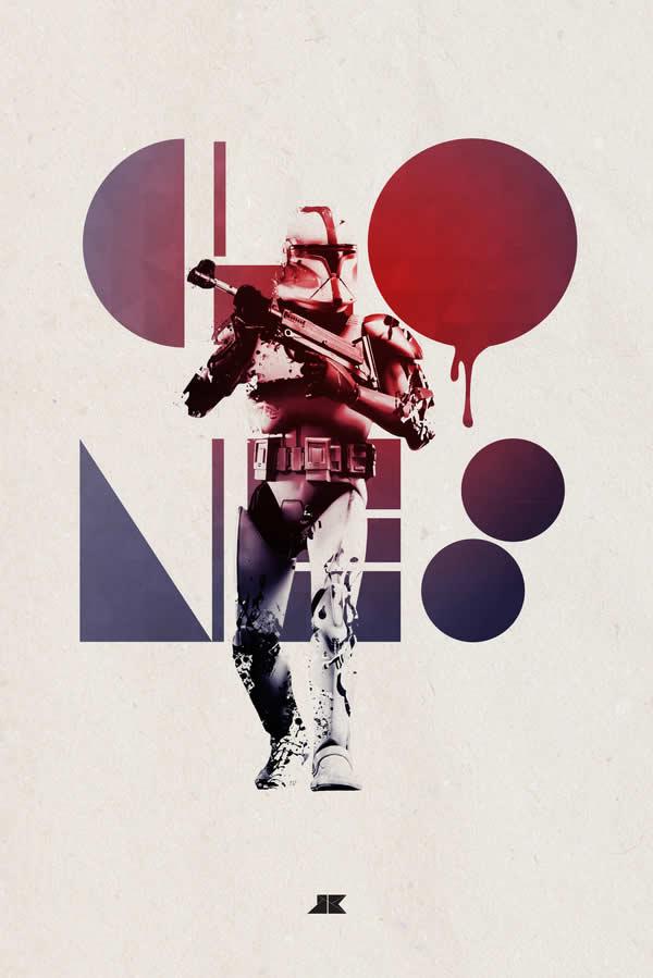 Posters Heroes et Méchants 4