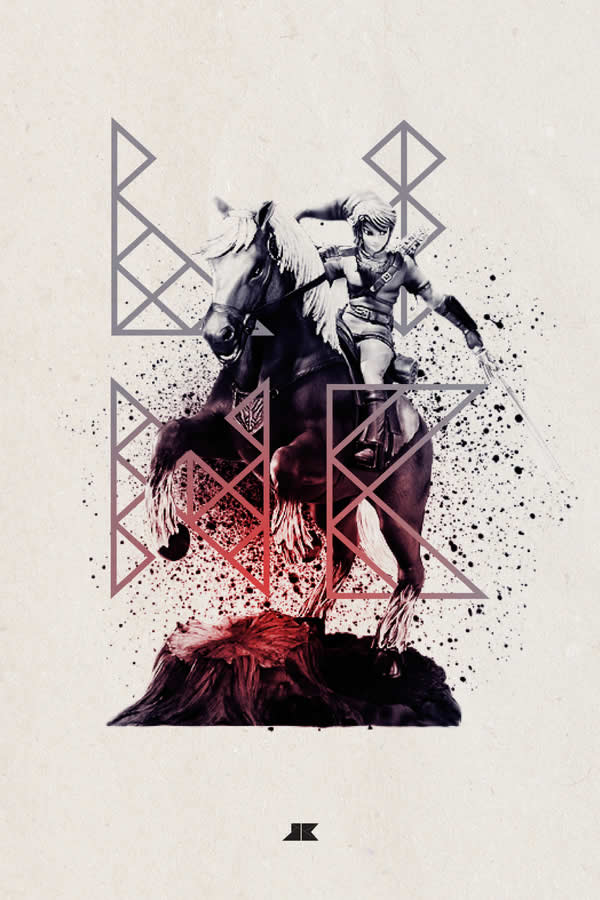 Posters Heroes et Méchants 9