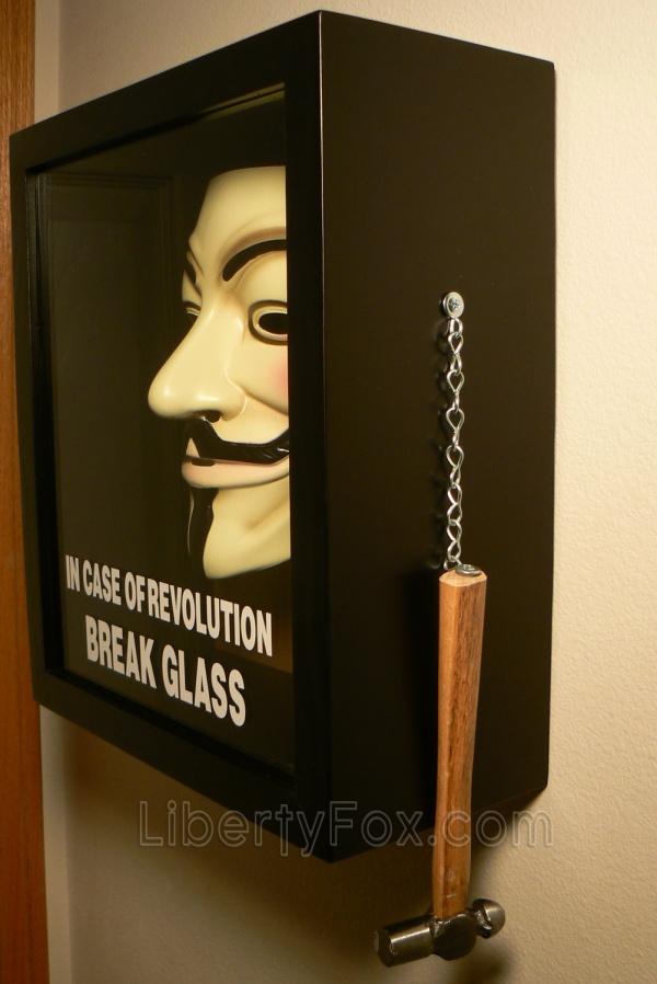 Devenez un Anonymous, créez et portez le masque 11