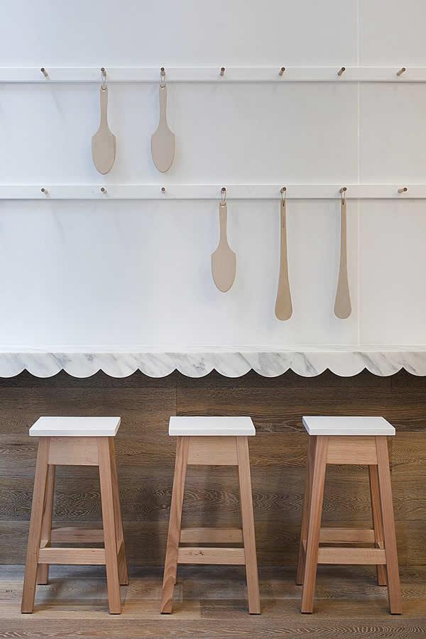 5 Design d'intérieur de Shop Cupcakes qui ont la classe 22