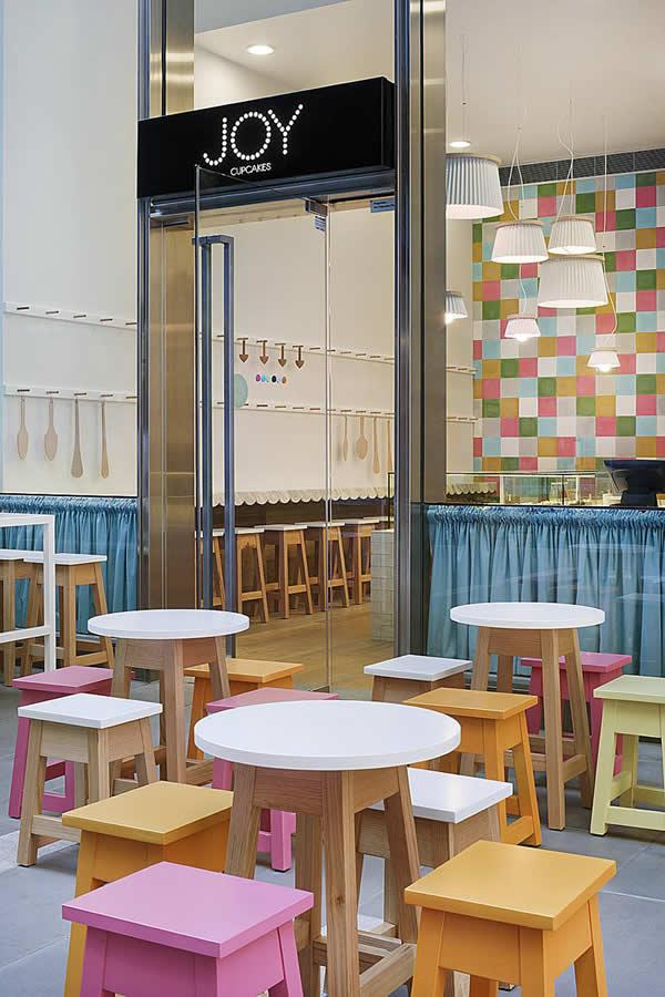 5 Design d'intérieur de Shop Cupcakes qui ont la classe 24