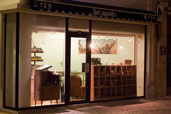 5 Design d'intérieur de Shop Cupcakes qui ont la classe 13