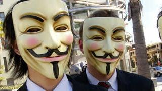 Devenez un Anonymous, créez et portez le masque