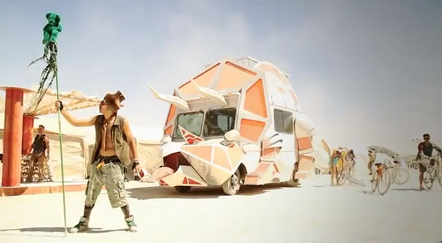 Oh, the Places You'll Go at Burning Man! 2