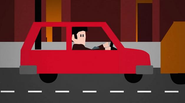 Road Rage animation