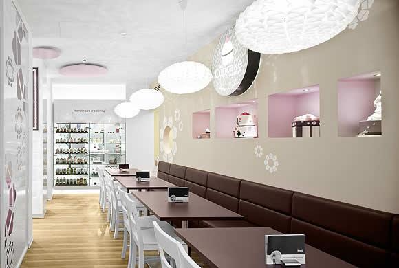 5 Design d'intérieur de Shop Cupcakes qui ont la classe 35