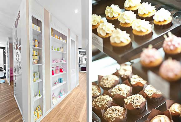 5 Design d'intérieur de Shop Cupcakes qui ont la classe 38