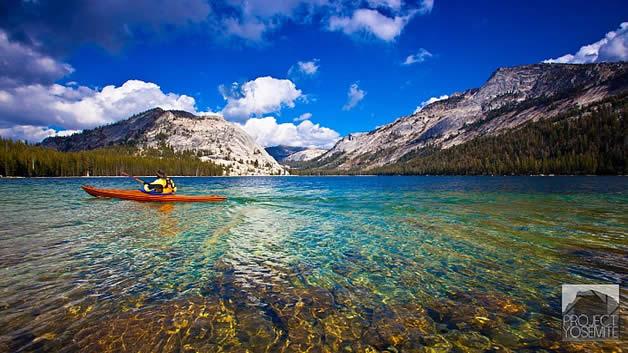 Yosemite HD - Timelapse magnifique 2