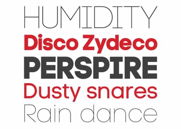 Les 15 typographies les plus populaires de 2011 8