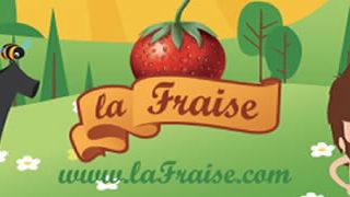 4 tee-shirts La Fraise à gagner ! [fini]