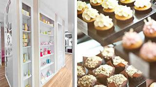 5 Design d'intérieur de Shop Cupcakes qui ont la classe