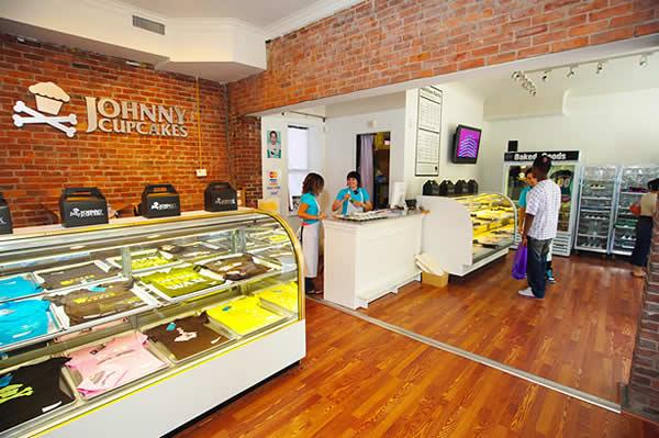 5 Design d'intérieur de Shop Cupcakes qui ont la classe 29
