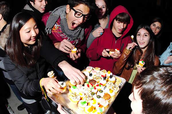 5 Design d'intérieur de Shop Cupcakes qui ont la classe 30