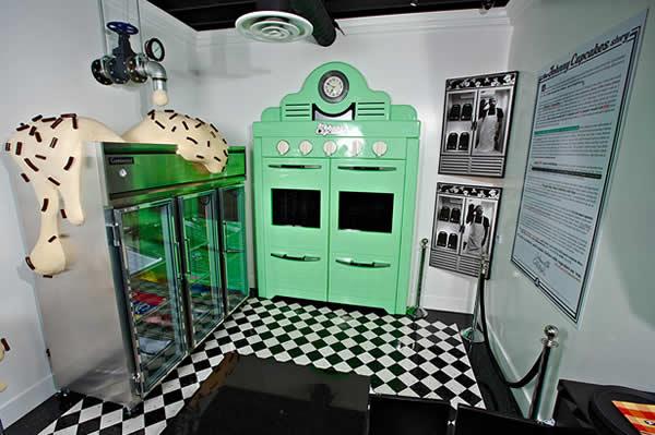 5 Design d'intérieur de Shop Cupcakes qui ont la classe 31
